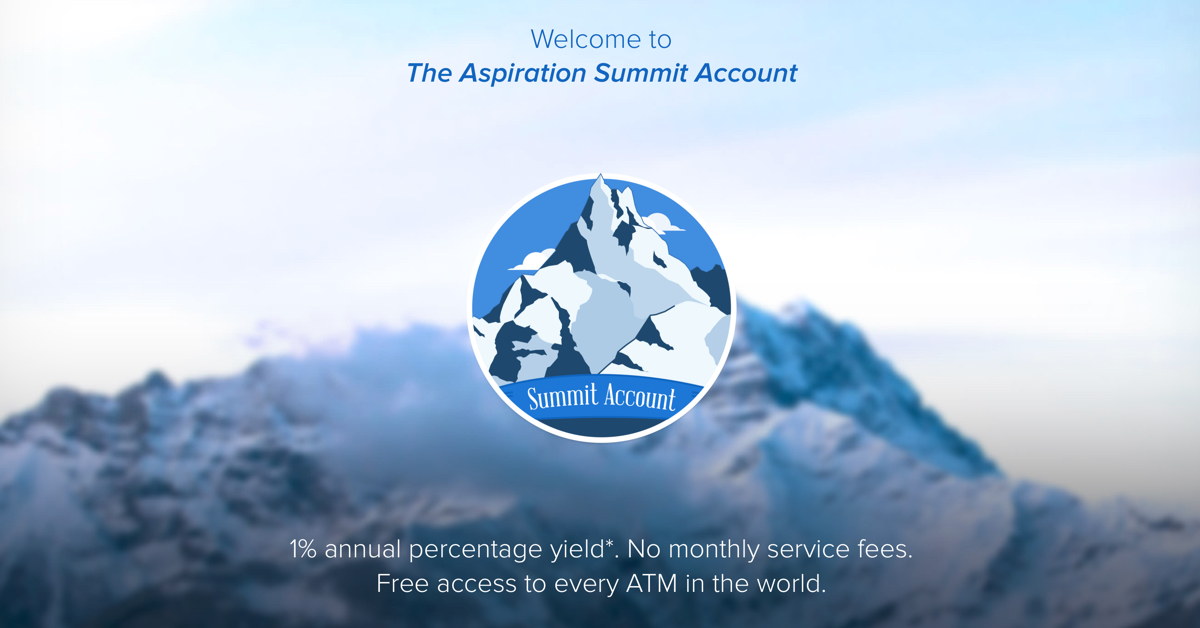 The Summit Account | Aspiration